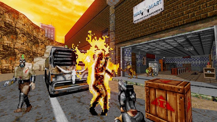 מדריך: איך להפעיל את Ashes 2063 – המוד המעולה של Doom 2